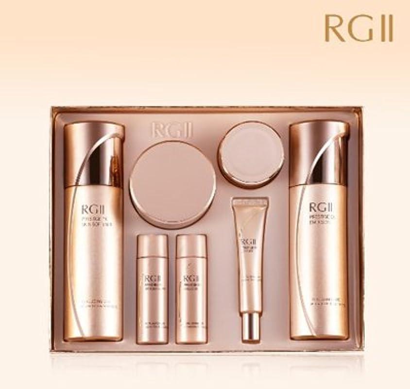 実り多い構成する避難多娜嫺[Danahan] RGll Prestige EX Skin Care 3pcs Set RGll プレステージ EX スキンケア 3種セット
