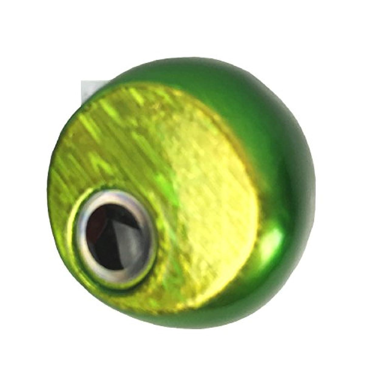 脈拍ライオネルグリーンストリート定義MOREBITES(モアバイツ) タイラバ ブリラバヘッド 120g グリーン ULU-044 ルアー