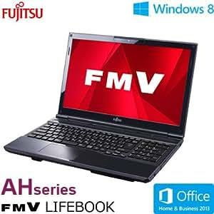 富士通 ノートパソコン FMV LIFEBOOK AHシリーズ(Office Home and Business 2013) FMVA45KB2