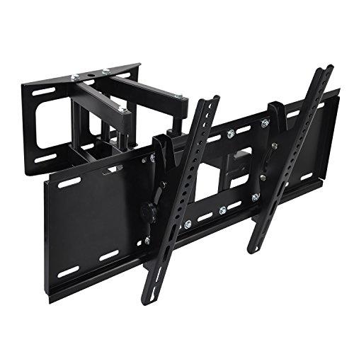 BPS テレビ 壁掛け 金具 ダブルアーム式 32~70インチ型対応 LCD LED 4K 液晶テレビ 上下左右前後 角度調節可能 【大型テレビ壁掛け】