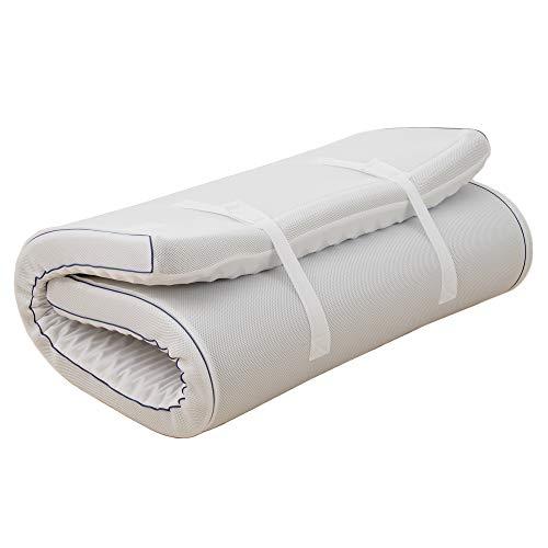 東京西川 点で支える健康マットレス ホワイト シングル 凹凸構造 ムレにくい SEVENDAYS セブンデイズ HC08258591NV