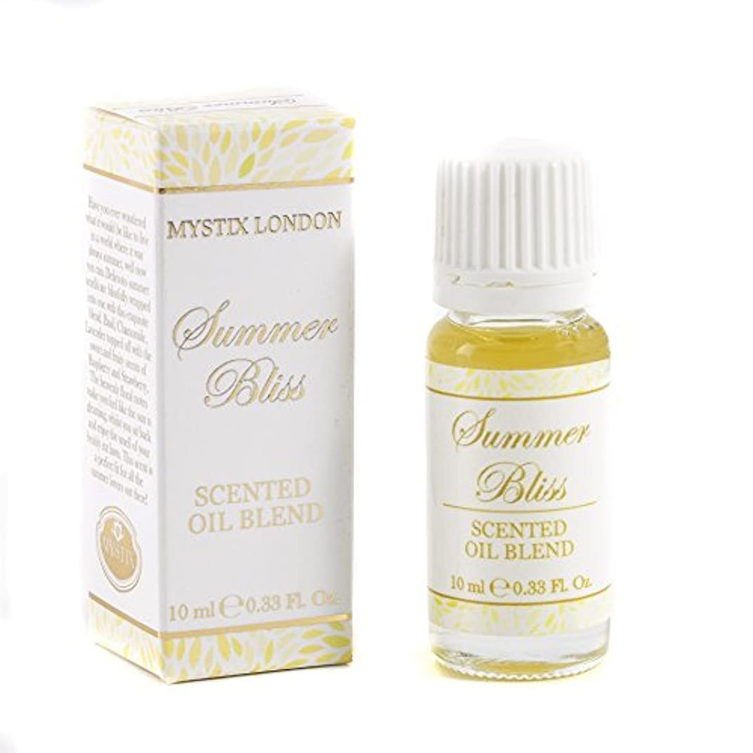 Mystic Moments | Summer Bliss - Scented Oil Blend - 10ml