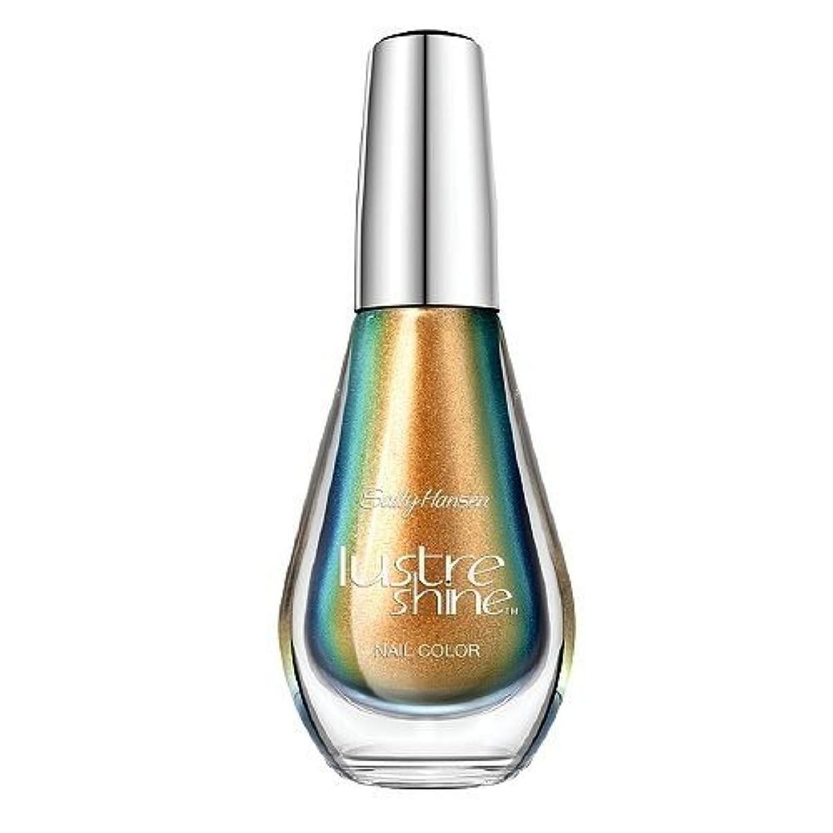 福祉懲らしめ価格SALLY HANSEN Lustre Shine™ Nail Color - Plume