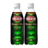 2ケース ウィルキンソン ジンジャーエール辛口500mlペットボトル(24本入)