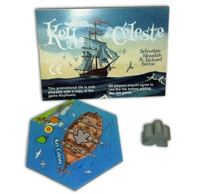 キーフラワー拡張セット キーセレスト (Keyflower : Key Celeste) ボードゲーム