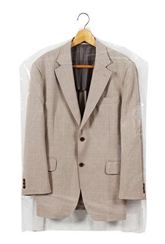 東和 1年間有効 防虫衣類カバー スーツジャケット用(10枚入)