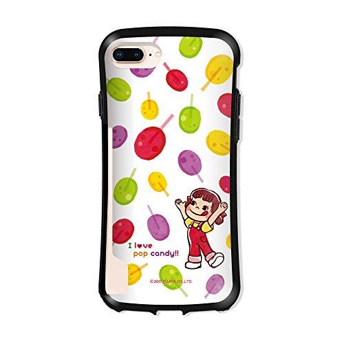 iPhone8plus iPhone7plus iPhone6splus iPhone6plus ケース 耐衝撃 ペコちゃん B. ポップキャンディ かわいい キャラクター お菓子 不二家 ソフトケース アイフォン8プラス アイフォン7プラス アイフォン6