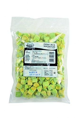 トロピカルマリア 冷凍アボカド・ダイス 500g