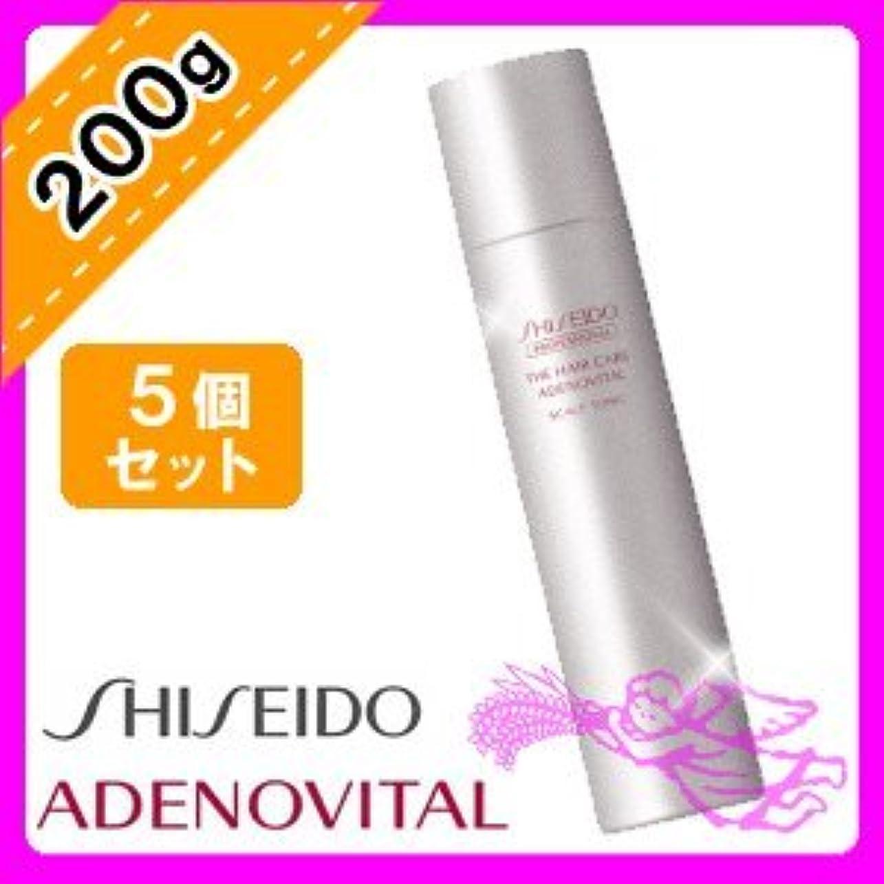 資生堂 アデノバイタル スカルプトニック <200g×5個> SHISEIDO ADENOVITAL 医薬部外品