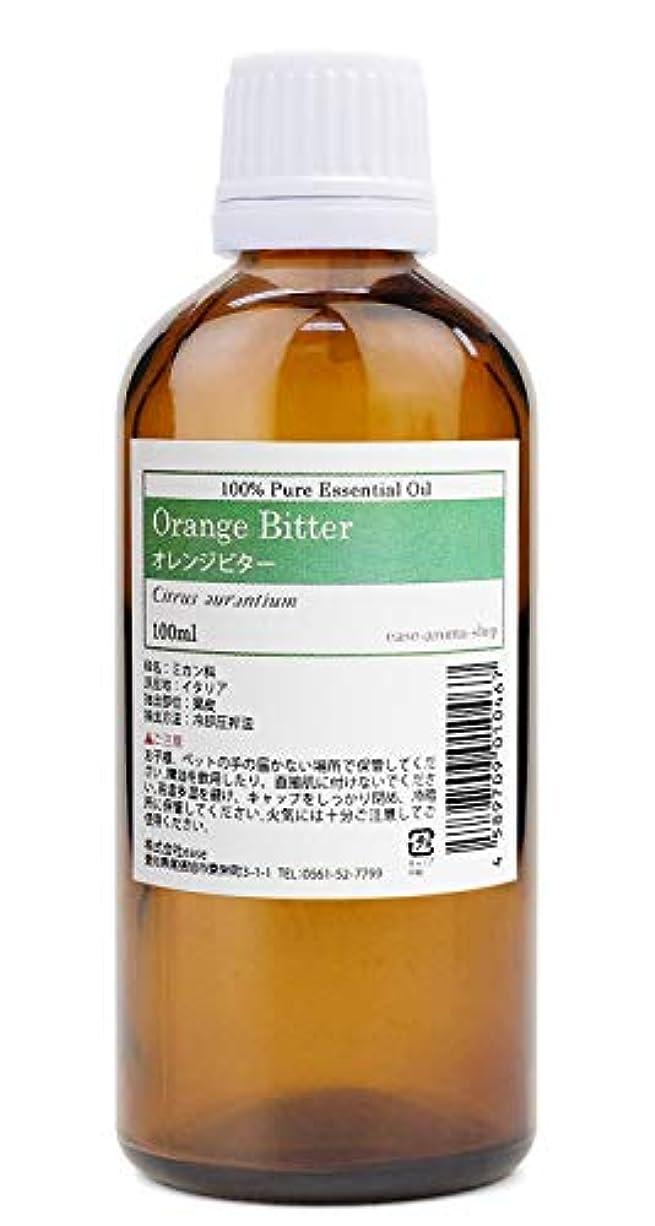 自慢感嘆中傷ease アロマオイル エッセンシャルオイル オレンジビター 100ml AEAJ認定精油