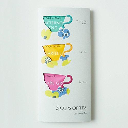 3カップオブティー【AfternoonTea TEAROOM】