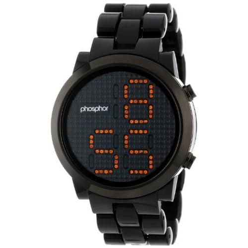 Phosphor フォスファー Men's MD012G Swarovski スワロフスキー Mechanical デジタルウォッチ 男性用 メンズ 腕時計 (並行輸入)
