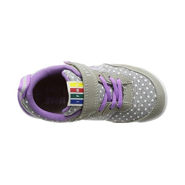 [イフミー] 運動靴 イフミーライト グレー ...の紹介画像7