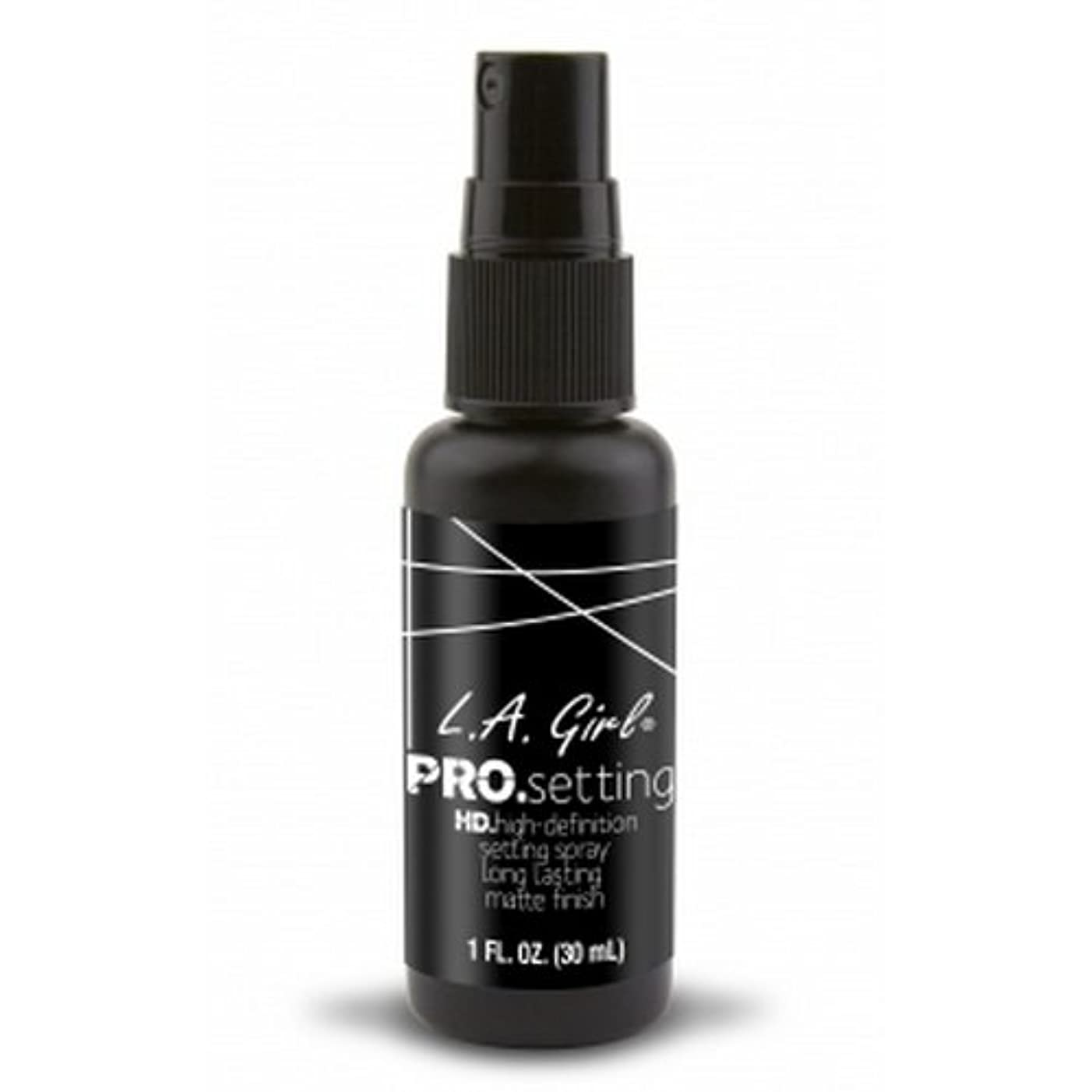 通行人限定ブラスト(6 Pack) L.A. GIRL Pro Setting Spray - Matte Finish (並行輸入品)