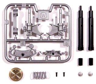 ディティールアップパーツセット 1/12 Honda RC211V フロントフォークセット