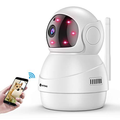 カメラ wifi 小型 ペット 子供 見守り 防犯カメラ スマホ