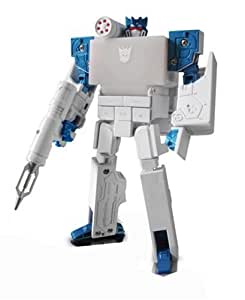TRANSFORMERS MUSIC LABEL SOUNDWAVE playing audio player (ソニックホワイト)