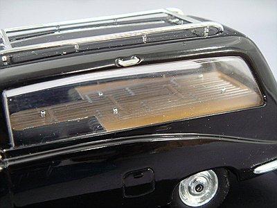 OXFORD 1/43 デイムラー DS420 リムジン 霊柩車