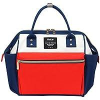 Vbiger 女性看護バックパック 多機能看護ショルダーバッグ ナッピーハンドバッグ ミイラバッグ