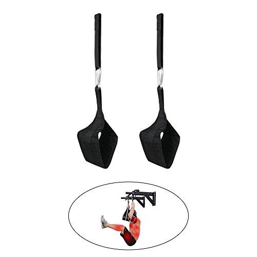 懸垂補助ベルト握力サポート懸垂トレーニングチンニングぶら下がりハンギングレッグレイズ腹筋背筋運動