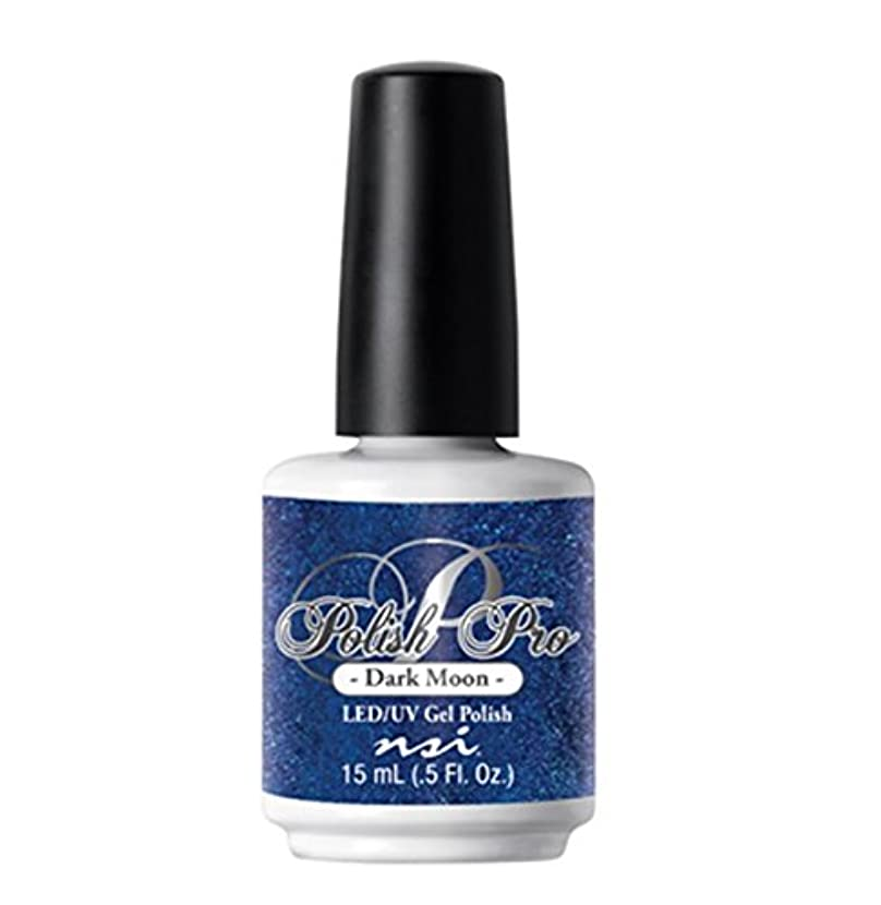 不名誉犬NSI Polish Pro Gel Polish - The Ice Queen Collection - Dark Moon - 15 ml/0.5 oz