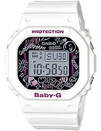 [カシオ]CASIO 腕時計 BABY-G ベビージー Graffiti Face BGD-560SK-7JF レディース