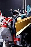 超合金魂 超獣機神ダンクーガ GX-13R ダンクーガ (リニューアルバージョン) 約250mm ABS&ダイキャスト&PVC製 塗装済み可動フィギュア 画像