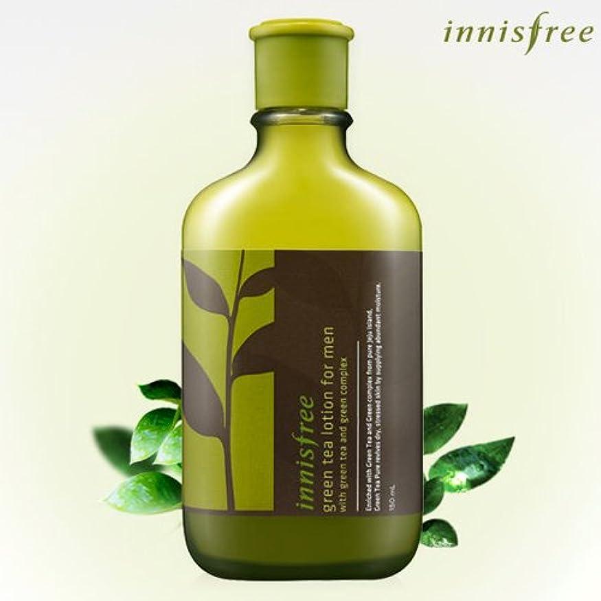 ハミングバード履歴書赤外線[INNISFREE]イニスフリーグリーンティーローションフォーメン150ml green tea LOTION FOR MEN 150ml [並行輸入品]