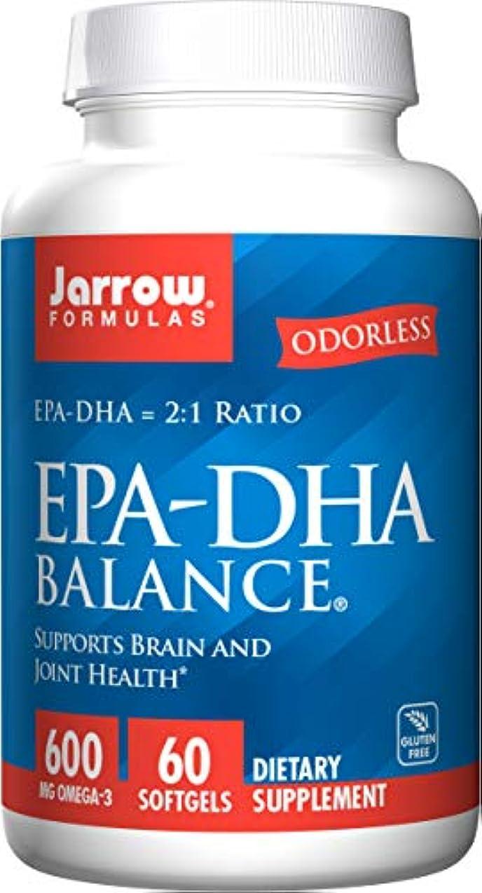 なぞらえるサージ仕方EPA-DHA バランス 60ソフトカプセル (海外直送品)