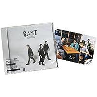 【セット品 2点】 CAST (初回限定盤2) (CD+DVD) +アルバムCAST MV撮影オフショット写真1枚