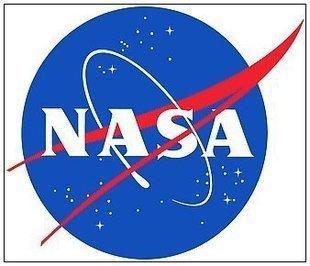 航空ステッカー NASA アメリカ航空宇宙局シール~スーツケース・タブレットPCに