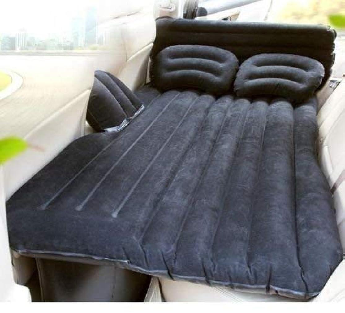 拒絶する氏処分した自動車の膨脹可能なエアベッドのマットレス、快適な車のエアベッド、SUVおよびセダンおよびトラックのための屋外の休息のベッドのソファの枕旅行