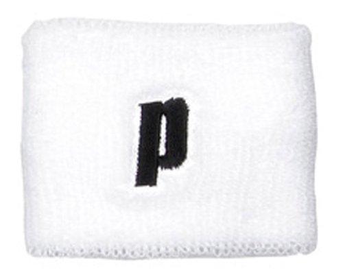 [プリンス] テニスウェア リストバンド(1個入り) PK475 [ユニセックス] ホワイト (146) 日本 フリーサイズ (Free サイズ)