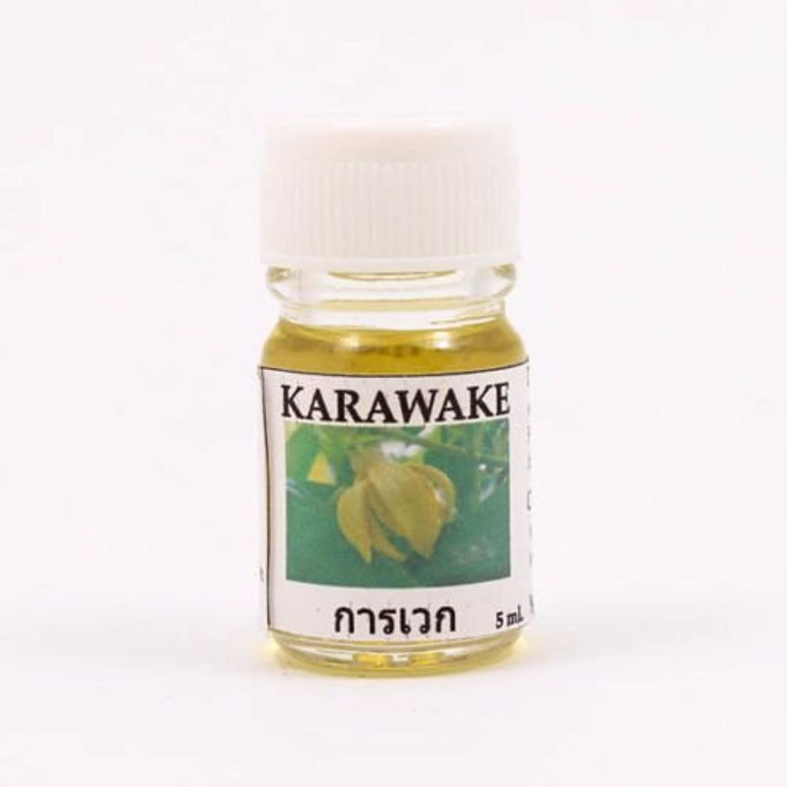 意識的連結する無数の6X Karawake Aroma Fragrance Essential Oil 5ML. cc Diffuser Burner Therapy