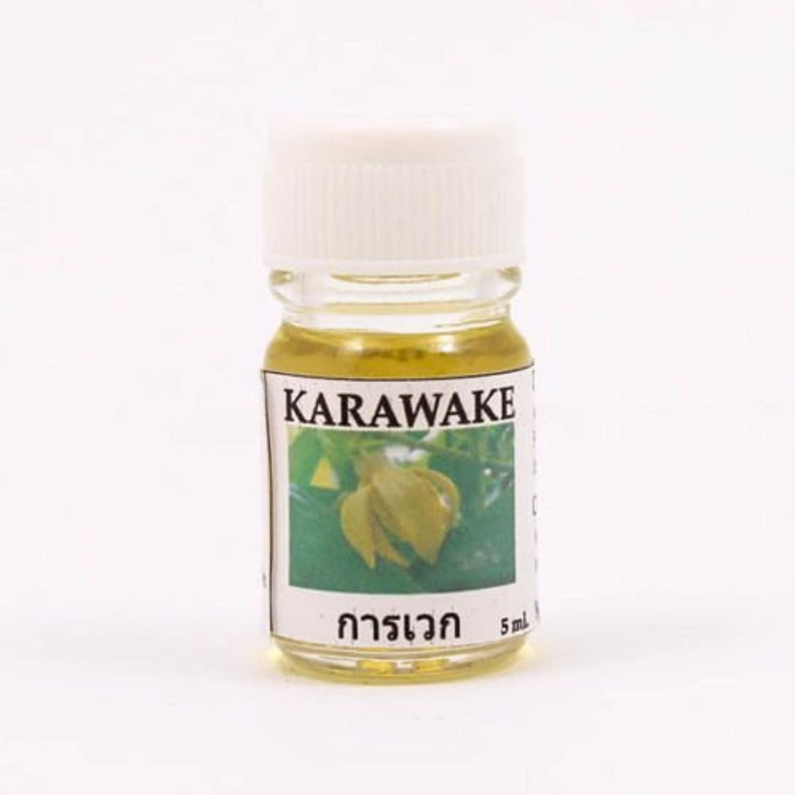 水曜日火曜日レース6X Karawake Aroma Fragrance Essential Oil 5ML. cc Diffuser Burner Therapy
