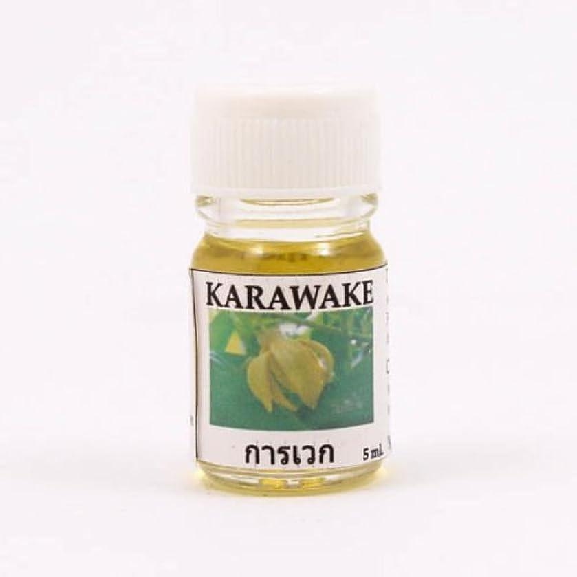 ハリケーン資本主義ロール6X Karawake Aroma Fragrance Essential Oil 5ML. cc Diffuser Burner Therapy