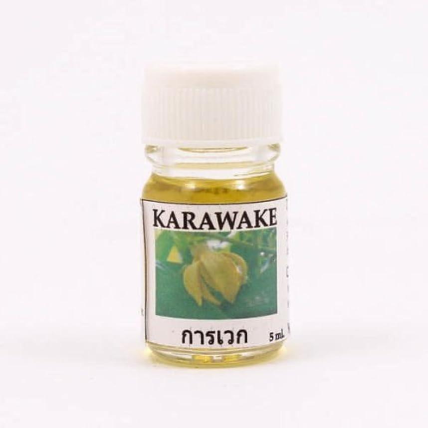 サミットドリル麺6X Karawake Aroma Fragrance Essential Oil 5ML. cc Diffuser Burner Therapy