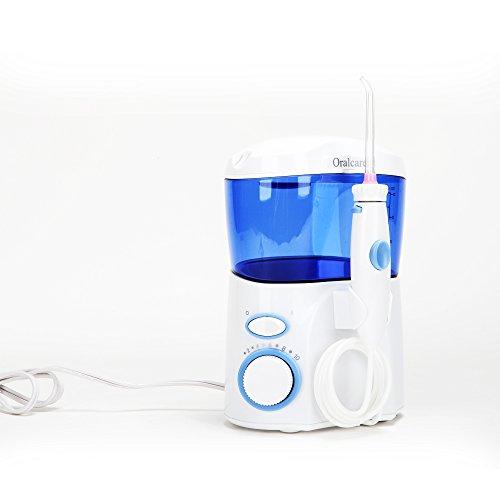 4G-Kitty ウォーターフロッサー Water Flosser ウォーターピックDental Care 携帯型 家庭用口腔洗浄器 口臭防止 AC限り (AR-W-02)