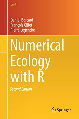 Download Numerical Ecology with R (Use R!) 3319714031