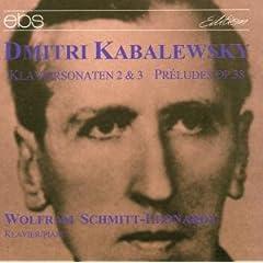 カバレフスキーの写真