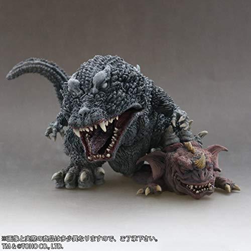 少年リック限定版 デフォリアル ゴジラ(2001)ゴジラ対バラゴン X-PLUS GODZILLA フィギュア