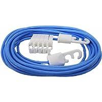 オーエ マイランドリー2 洗濯ロープ 5m ブルー