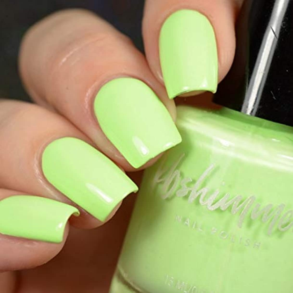 幸運な怖い三角形KBShimmer Nail Polish_Ready For A Good Lime [並行輸入品]