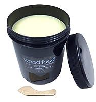 """Wood Food"" 天然艶出し蜜蝋ワックス (有機ココナッツ, 1000ML)"