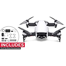 DJI Mavic Air Series Fly More Combo, Arctic White (DJIMVAIRCOM-W)