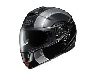 ショウエイ(SHOEI) ヘルメットNEOTEC BOREALIS(ネオテックボレアリス) TC-5(BLACK/SILVER) XL (61cm)