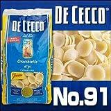 ディチェコ(DE CECCO) s No.91 オレキエッテ 500g