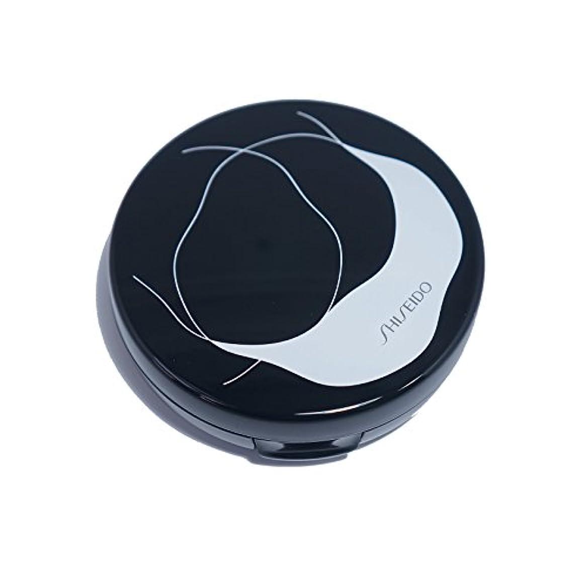 あえて注入する仕えるSHISEIDO 資生堂 シンクロスキン グロー クッションコンパクト オークル10 レフィル&ケースのセット 国内正規品