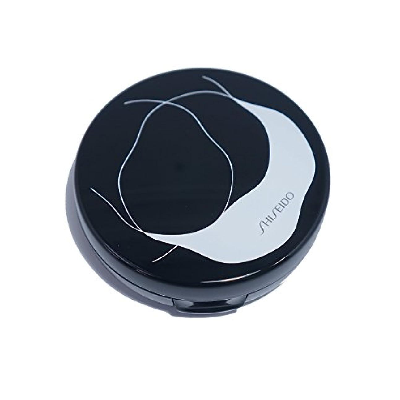 ユーモラスハンディキャップ指紋SHISEIDO 資生堂 シンクロスキン グロー クッションコンパクト オークル10 レフィル&ケースのセット 国内正規品