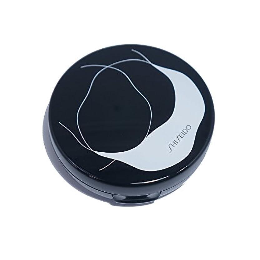 リール要求する円形のSHISEIDO 資生堂 シンクロスキン グロー クッションコンパクト オークル10 レフィル&ケースのセット 国内正規品